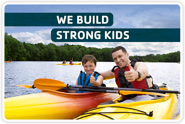We Build Strong Kids